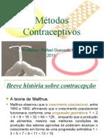 Métodos Contraceptivos-Slides