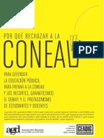 Boletin Sobre La CONEAU - FADU
