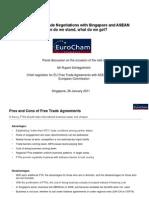 110126 EuroCham FTA Trade Policy Breakfast Talk
