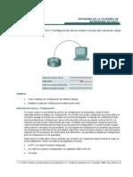 2.2.1.Configurar Router Comando Setup