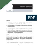 COMELEC's OPIF (Organizational Performance Indicator Framework)
