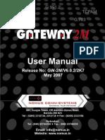 Gateway 2M 2W V5