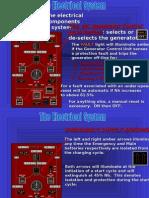 ATR Electrical System Push Button Description