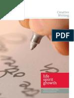 Creative Writing Brochure 2011