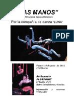 Poster Las Manos