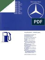 Bedienungsanleitung RC 107 280SL-SLC Bis 500SL-SLC