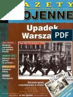 Gazety Wojenne Nr 5 - Upadek Warszawy