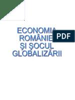 Referat Economia Romaniei Si Globarizarea