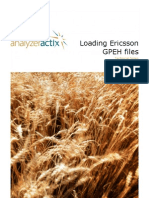 Loading Ericsson GPEH Files -Into ANALYZER- Tech Notes