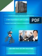 Park Road, Ardrossan BMV Brochure with £2,000 Cash Back