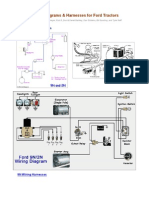 Wiring Diagrams for Ford Tractors2 [PDF Library]
