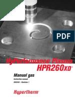 HPR260XD