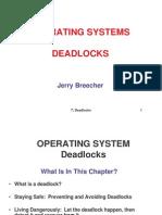 Section07 Deadlocks