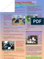 Teizang Newsletter May 31, 2011