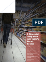 A Financial Deep Drive Into India's Retail Sector