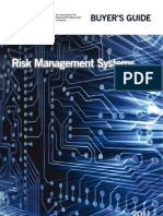 Gtnews a Buyers Guide to Risk Management Systems 2011