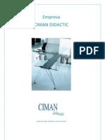 Empresa- Ciman Didactic