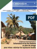 Bulletin Madagascar - numéro 1 (PNUD - 2011)