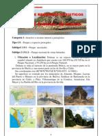 FICHA DE RECURSOS TURISTICOS - P.N.DOÑANA