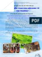 Hoc Bong Tham Du VEPR-AERF Summer School 2011