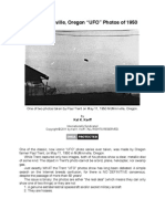 "The McMinnville, Oregon ""UFO"" Photos of 1950"