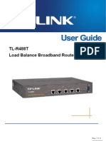TL-R488T User Guide