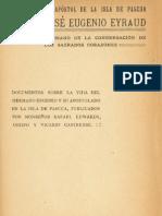 El Apóstol de la Isla de Pascua (Eugenio Eyraud)