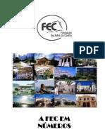 A FEC em números concursos