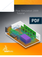Solid Works Flow Simulation 2009 Tutorial