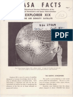 NASA Facts Explorer XIX, The Air Density Satellite NASA Facts, Vol. II-2