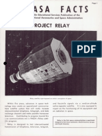 NASA Facts Project Relay
