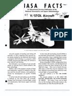 NASA Facts VSTOL Aircraft