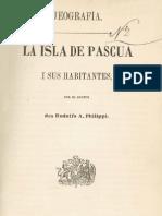 La Isla de Pascua y Sus Habitantes