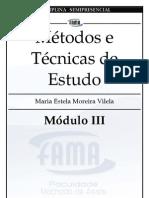 Metodos Tecnicas Estudo Md3