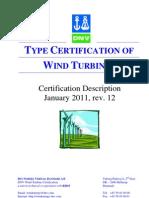 Certification Description Tcm4-29411