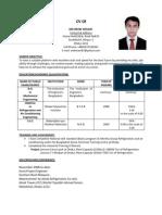 CV Of Imam