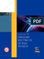 53743882 Manual Empalmes Electricos Baja Tension