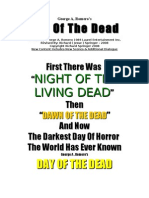 Day of the Dead 1985 Revised by Jesse Springer
