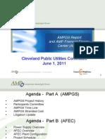 AFEC CPP Presentation 060111 Final