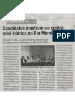 Diario de Coimbra - Debate entre candidatos a deputado - 02 junho 2011