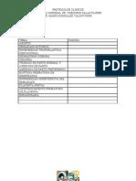 Protocolos de TX Modificados