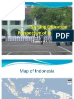 Nursing Education Perspective of Indonesia