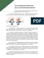 Tecnica de Racimizacion de Aminoacidos
