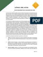 Plan Estrategico SV 2011-2020