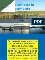 Humedales yEd.ambiental en El Delta_1