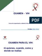 Examen Para El VIH