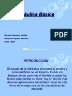 Presentación de Hidráulica Básica