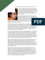 AsmaJahangir Profile