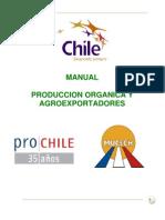 Produccion Organica X Region