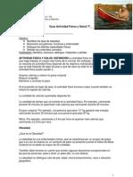 Guía Actividad Física y Salud 7º
